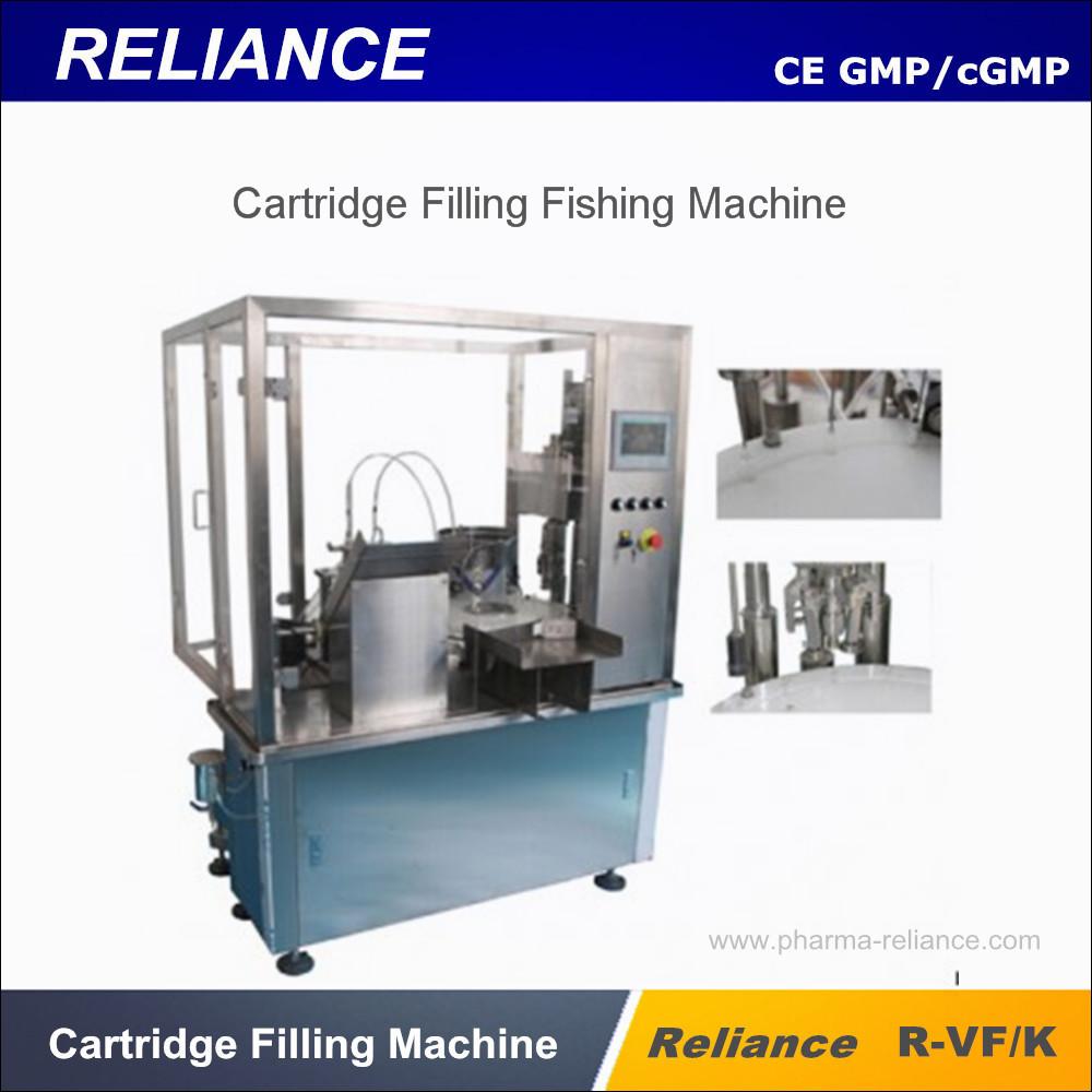 cartridge filling machine